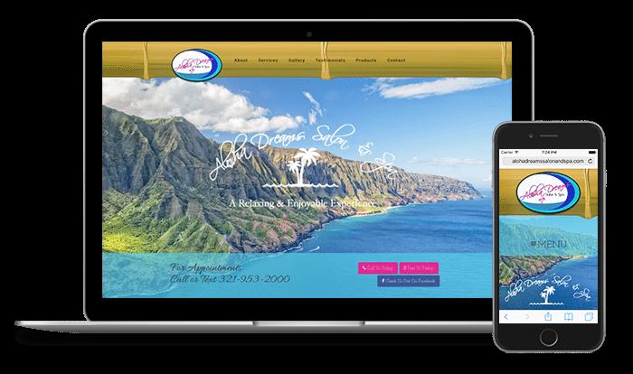 Aloha Dreams Salon & Spa