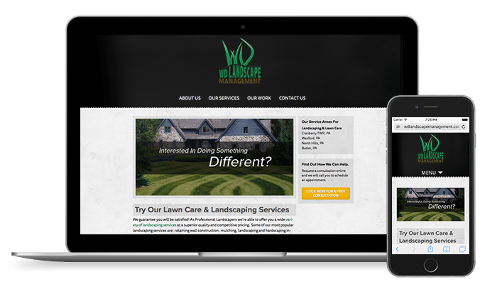 WD Landscape Management